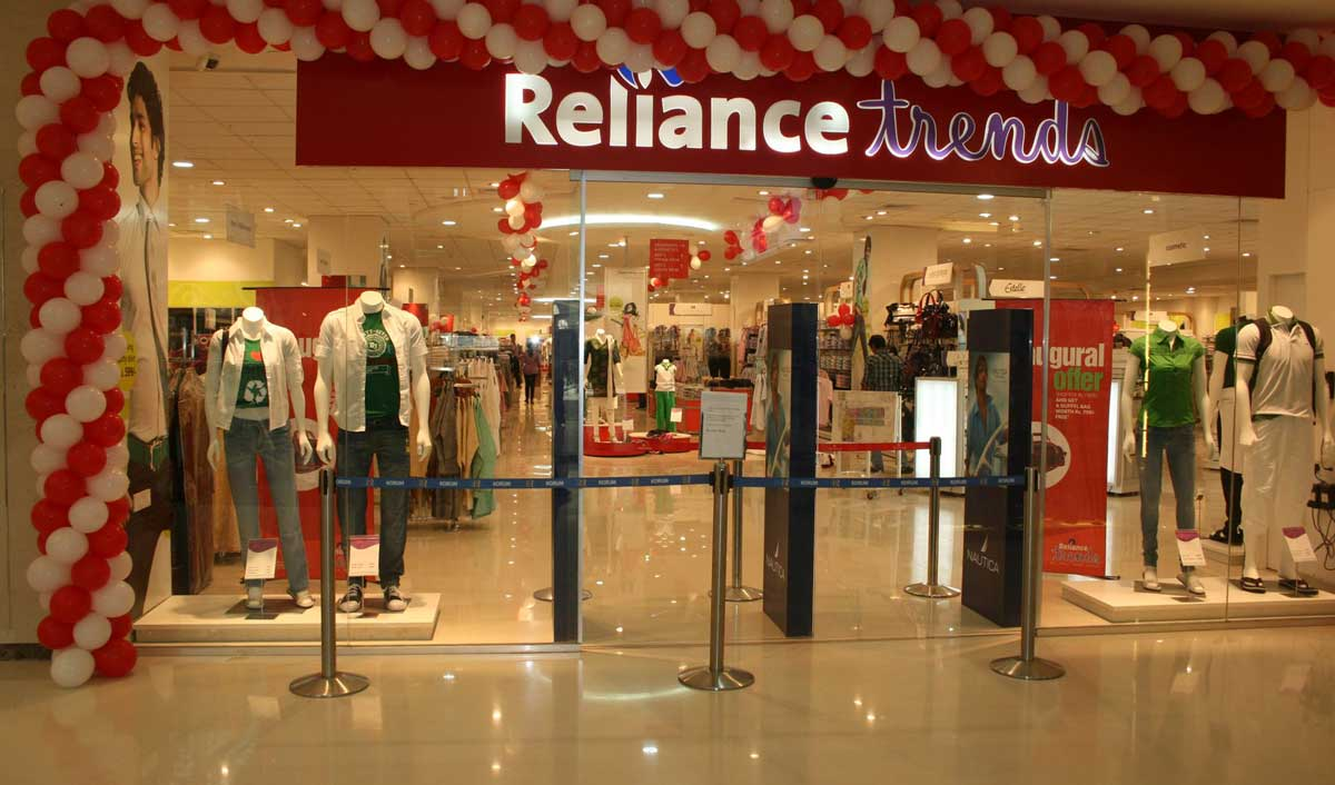 Reliance Trends