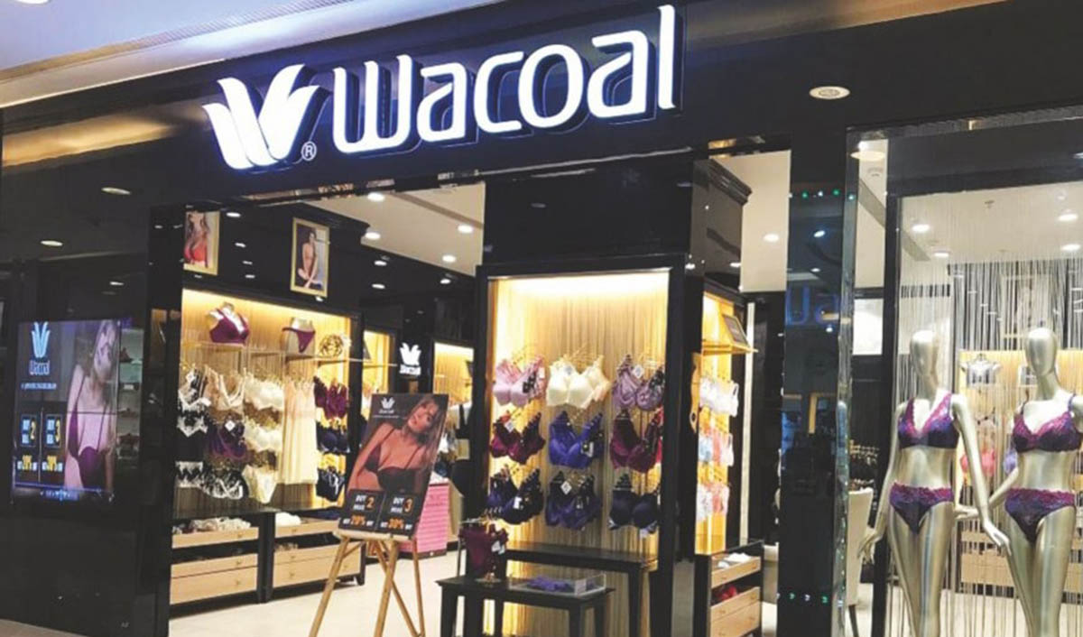 pretty nice 100% original 50% price Japanese lingerie brand Wacoal eyes India expansion