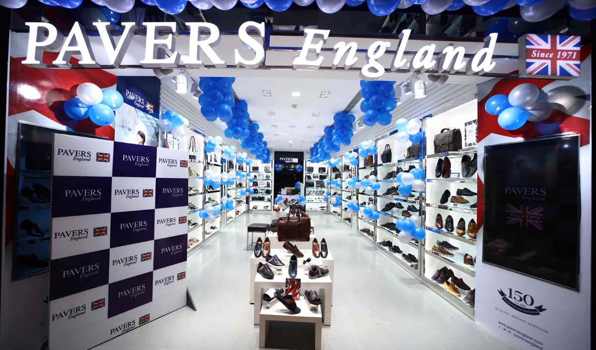 Pavers England launches its 40th flagship store in India