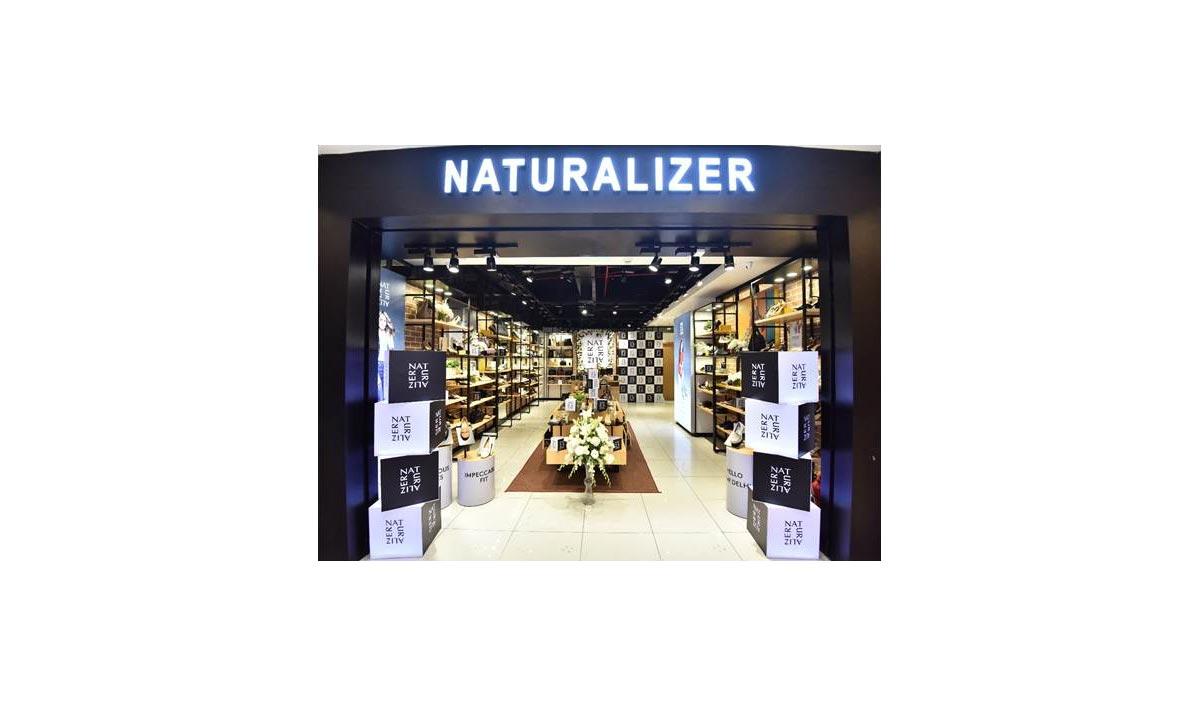American Shoe Brand Naturalizer Forays