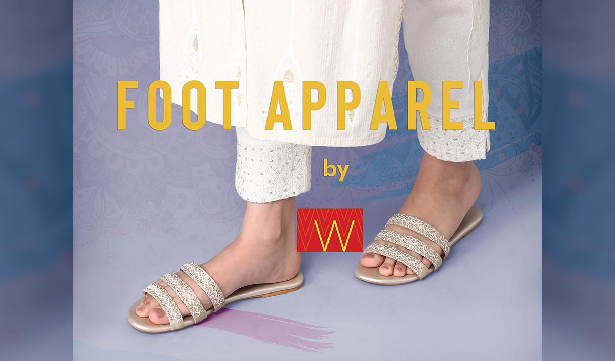 Ethnicwear retailer W forays into footwear space