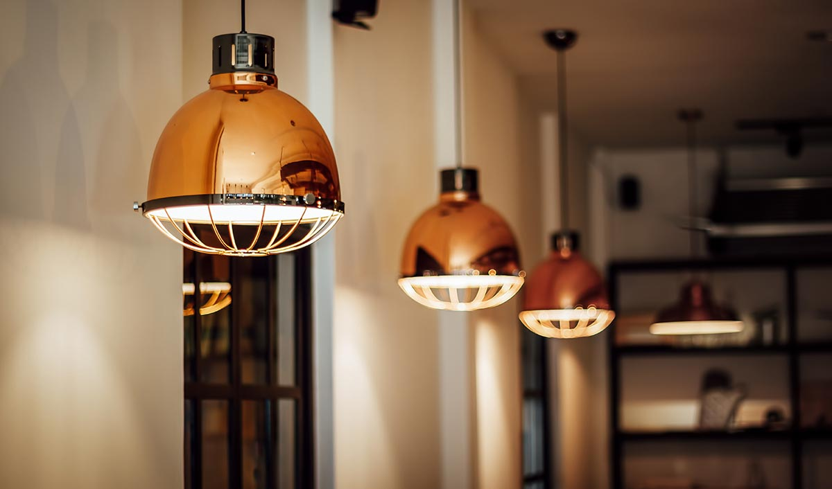 Five tips to rightly light up a retail space