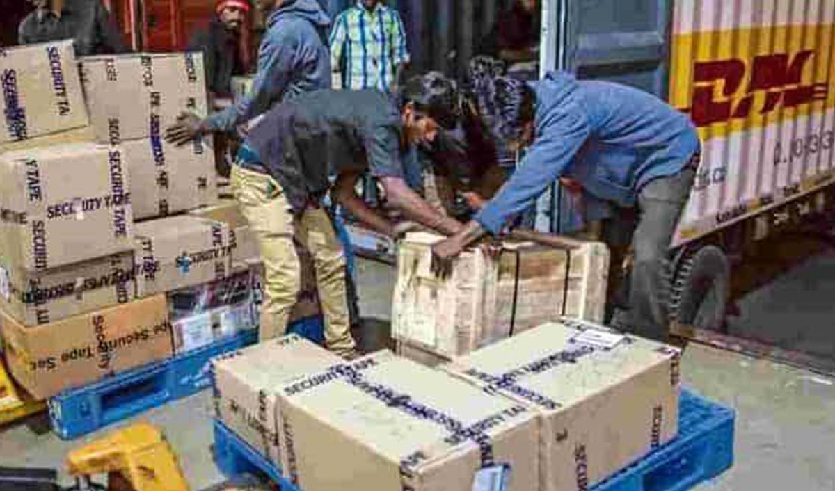 Medicines and food are the most ordered items in India, reveals State of Logistics in Lockdown report