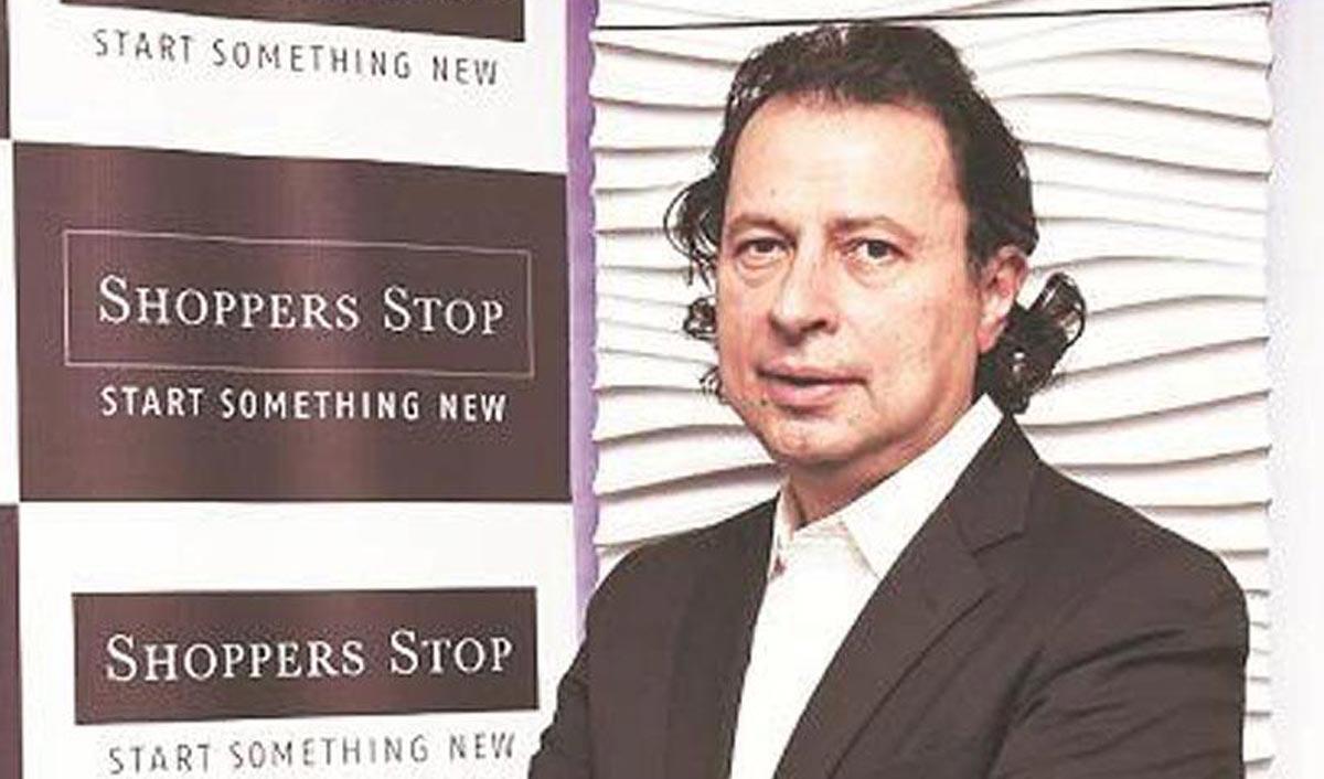 Shoppers Stop MD Rajiv Suri quits