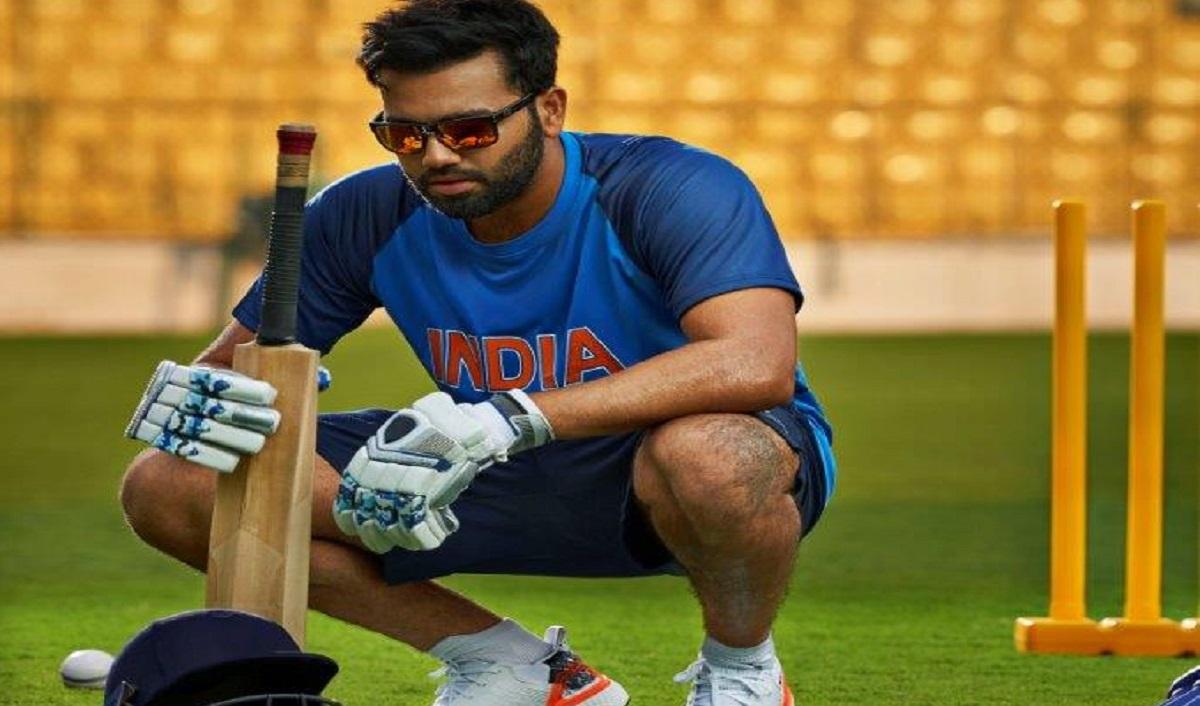 Cricket's Hitman Rohit Sharma Joins Team Oakley