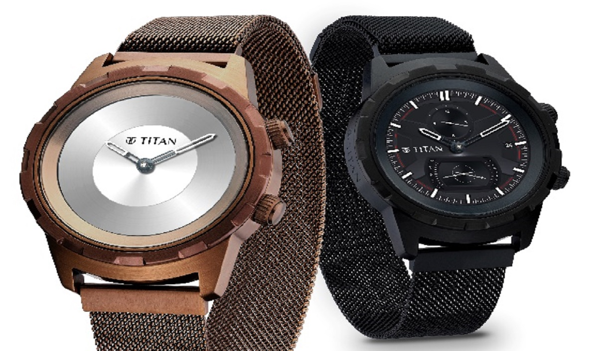Titan launches its newest full touch smart watch 'Connected X' on Amazon India
