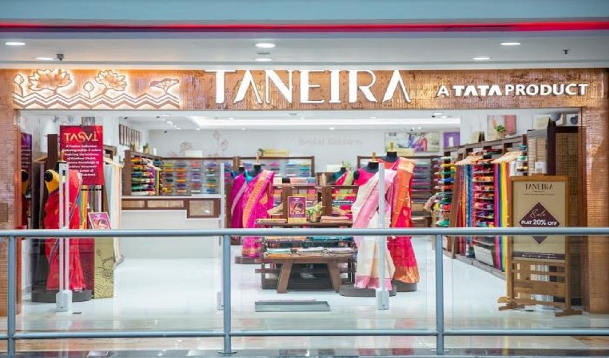 Chennai gets first store of Taneira by Titan