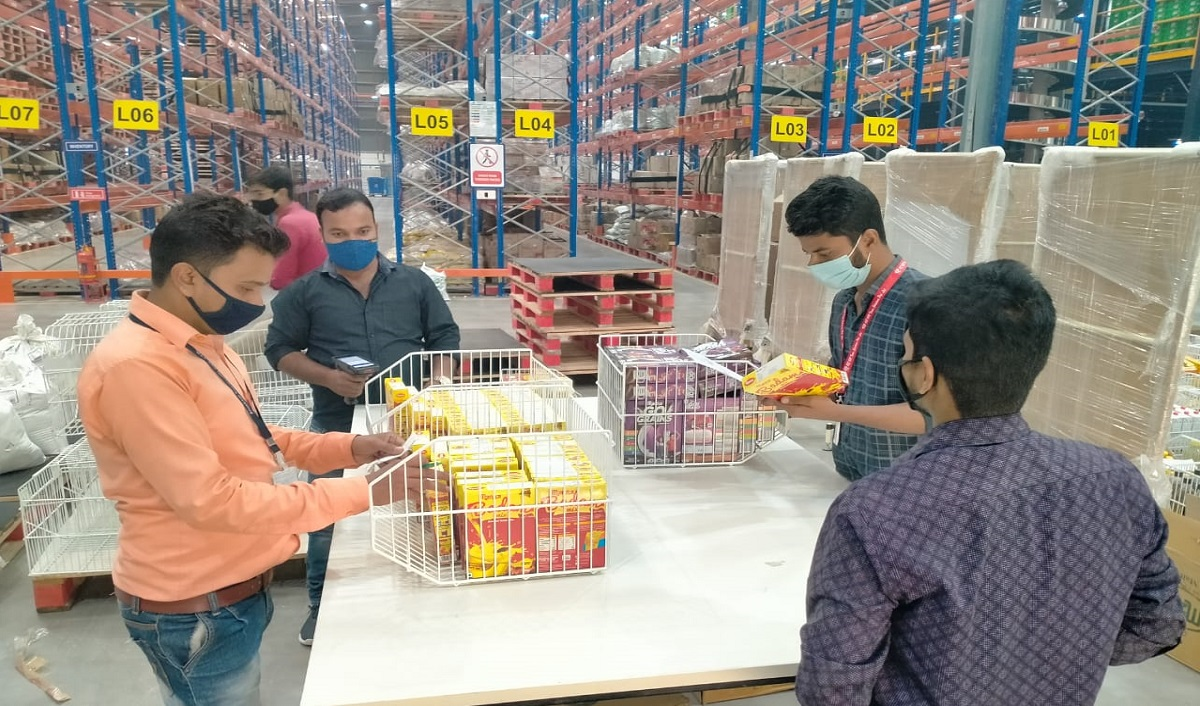 Flipkart Grocery unveils its 1st Grocery Fulfilment Centre in Lucknow