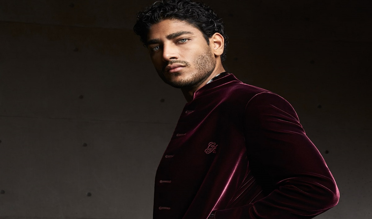 Armani Applies a Velvet Touch To Its Exclusive Second Edition Of India's Menswear Edition