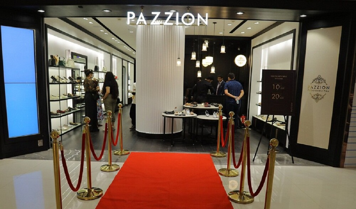 Pazzion Sets Foot In E-Commerce Business With Amazon