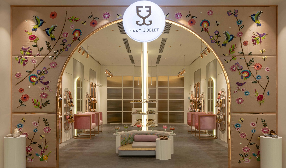 A Fizzy surprise in Bangalore's Orion Mall