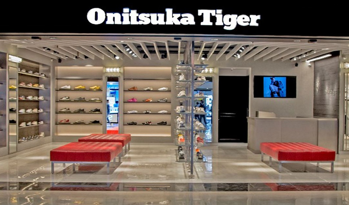 Onitsuka Tiger unveils one of its biggest stores in India