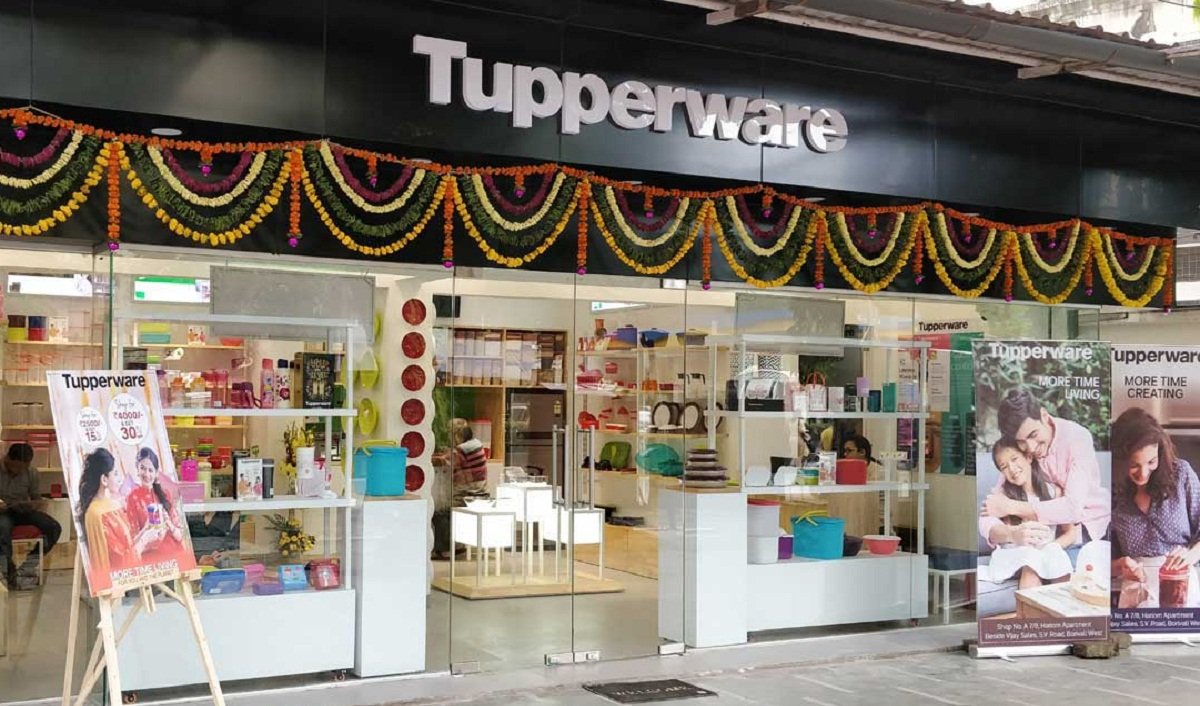 Tupperware India Unveils Its Exclusive Retail Store In Tamil Nadu