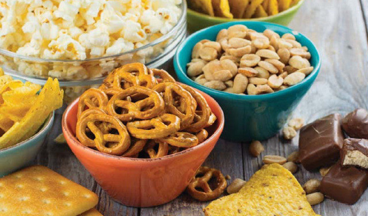 Snacking Becoming A Larger Part Of Consumer's New Normal
