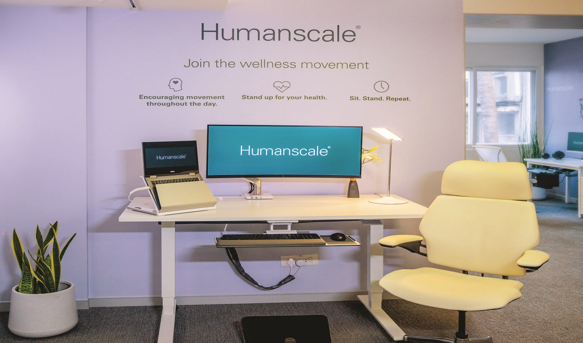 New York's Humanscale Sets Up 1st Exclusive Showroom in Bengaluru