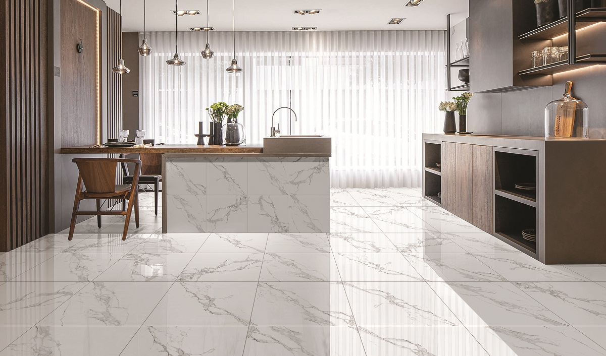 Orientbell Tiles Grows by 21pc Y-o-Y