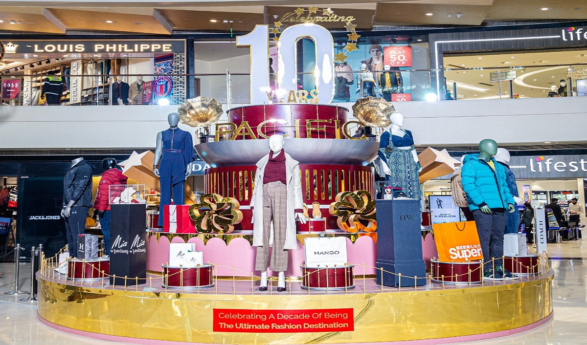 Pacific Mall, Tagore Garden Celebrates a Decade of Being the Ultimate Fashion Destination in Delhi
