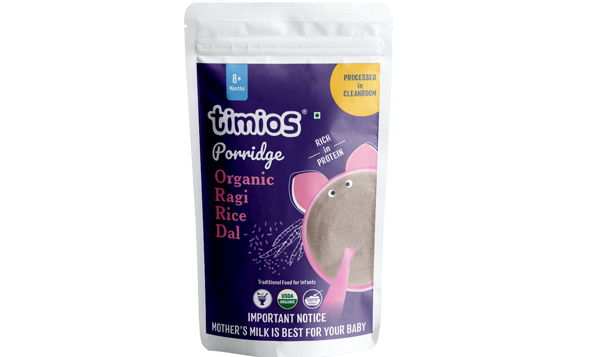 Timios Forays into Baby Food Market