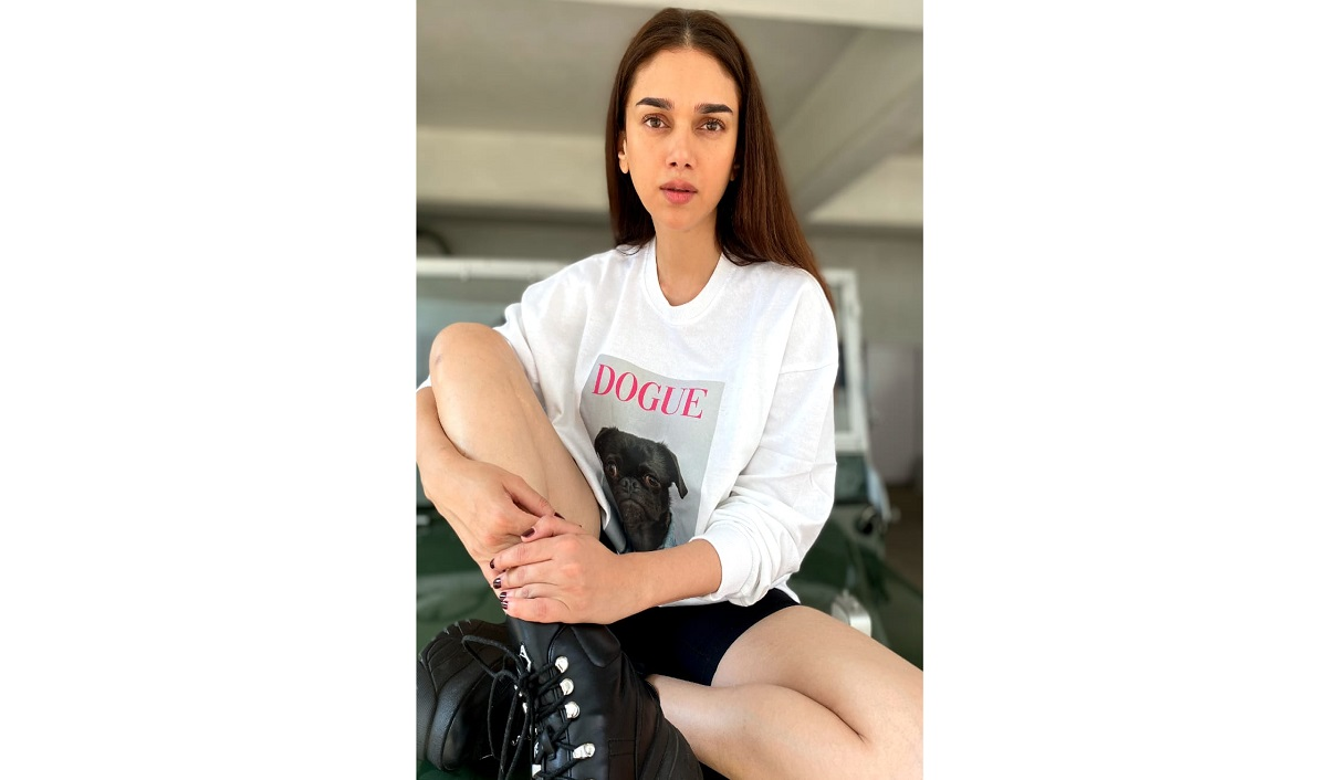 Aditi Rao Hydari collaborates with designer Mallika to design a very special limited edition collection for Cancelled Plans