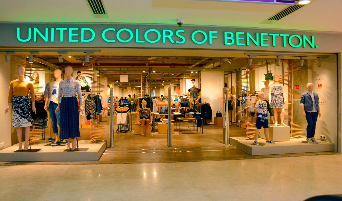 Benetton India to Expand Online and Offline Presence in 2021