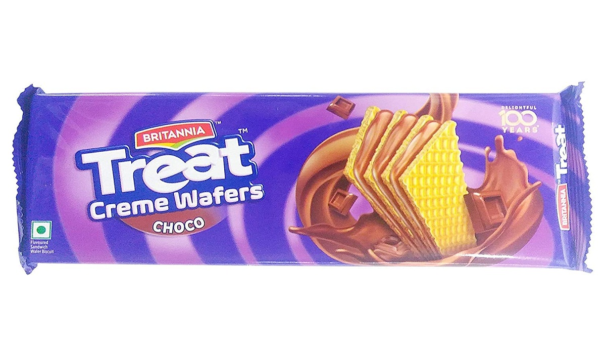 Britannia Treat Creme Wafers, Grofers Team Up to Grow the Kids Snacking Category
