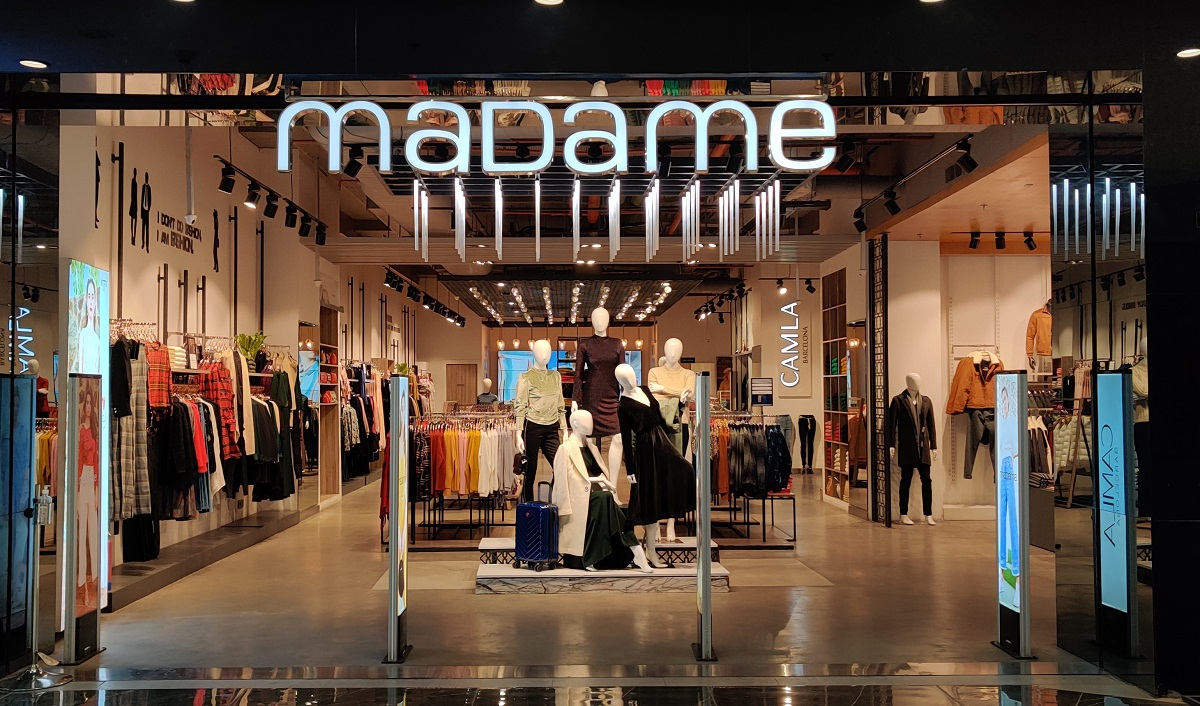 How is Madame Redefining Fashion by Creating Sustainable Products?