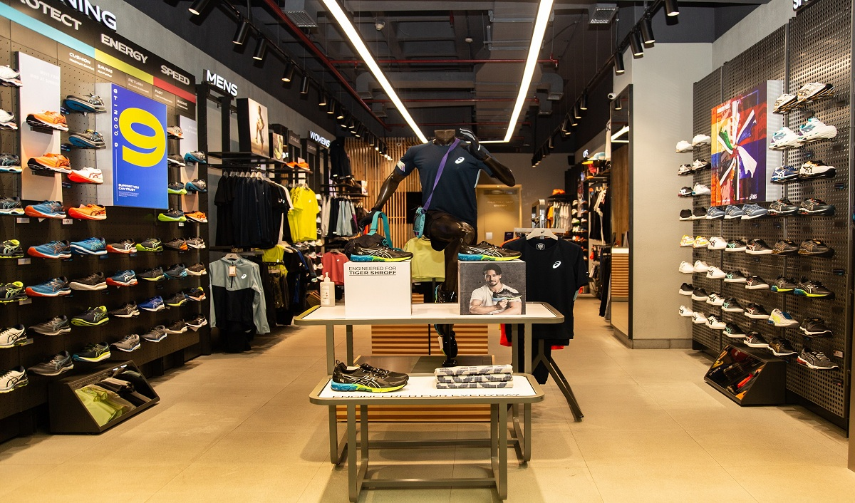 ASICS Expands its Retail Concept in India with New Store in Bengaluru