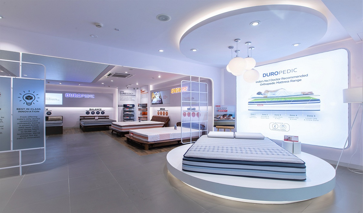 Duroflex Continues its Hyper Growth Journey; Opens 3rd Experience Centre in Bengaluru