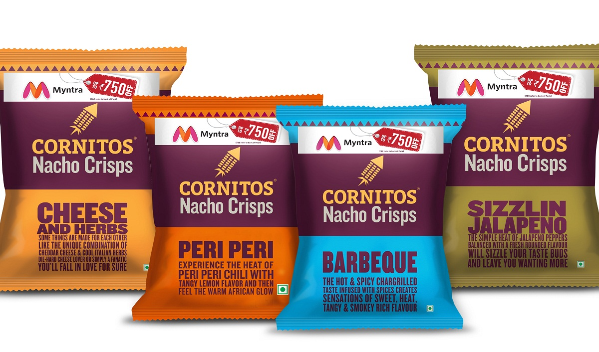 Cornitos Ties Up with Myntra & More Retail to Enhance Consumer Experience