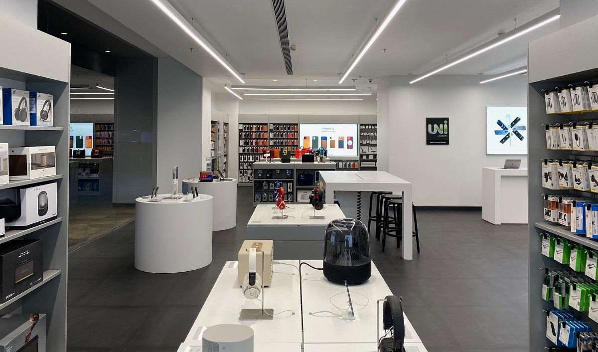 Unicorn Unveils Largest Apple Premium Reseller Store in NCR