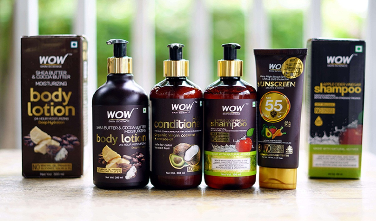 WOW Skin Science Strengthens Footprint in Brick-and-Mortar Stores Across India