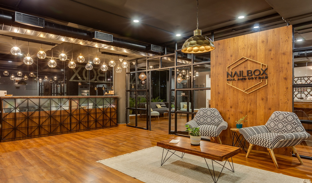 Nail & Dry Bar 'Nailbox' Opens New Outlet in Bengaluru