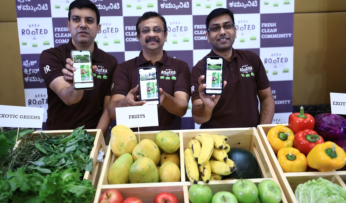 How D2C Brand Deep Rooted is Solving Supply Chain Issues in Fruits & Vegetables Category