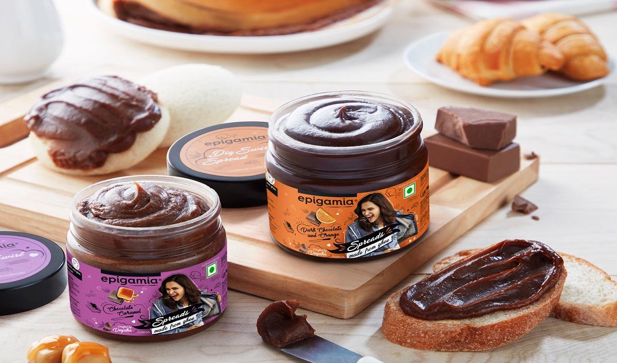 Deepika Padukone, Epigamia Partner to Launch New Chocolate Spreads Range