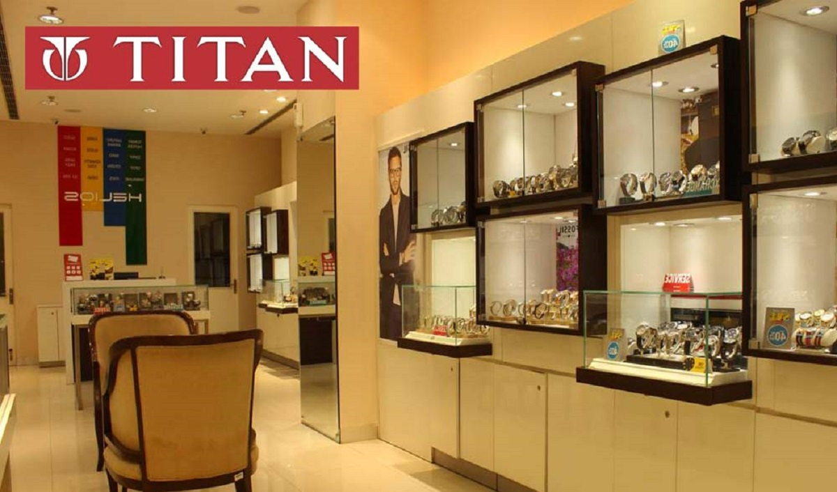 Titan Posts 65.6 pc Growth in Net Profit to Rs 568 cr in March Quarter