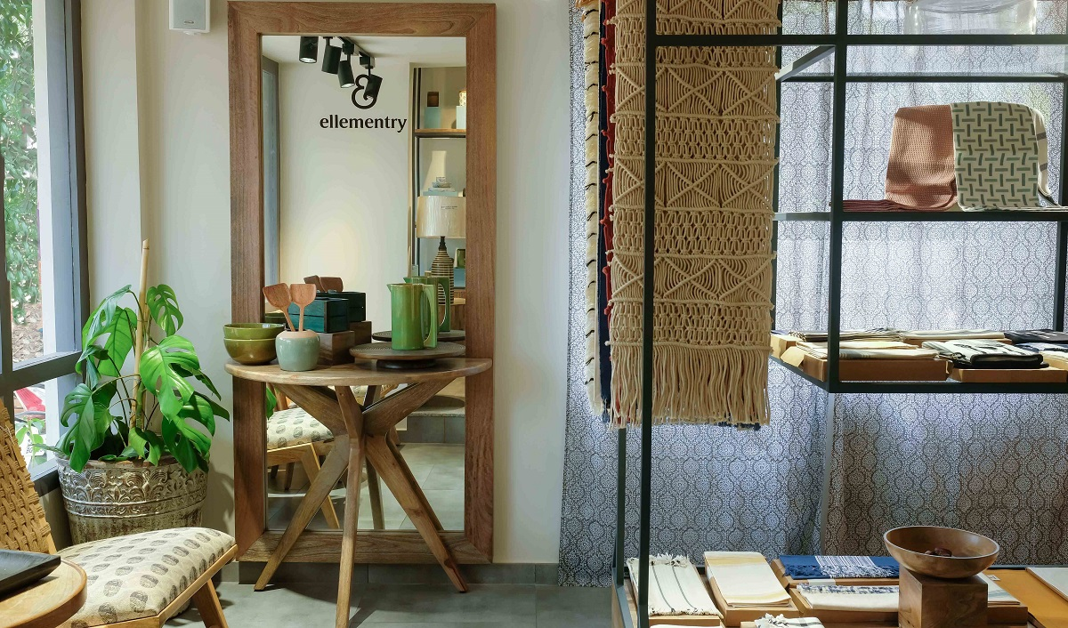 Home Decor Brand Ellementry Forays into Kerala; Opens First Store in Kochi