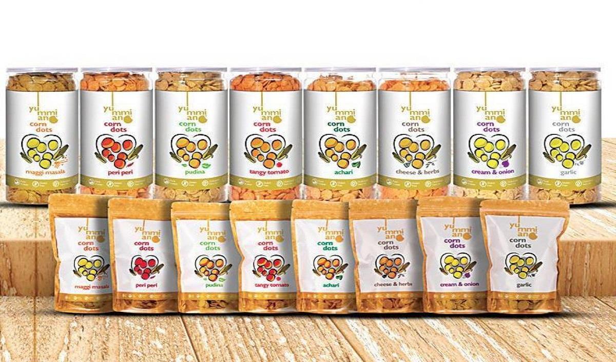 Yummiano Expands Healthy Snacks Range