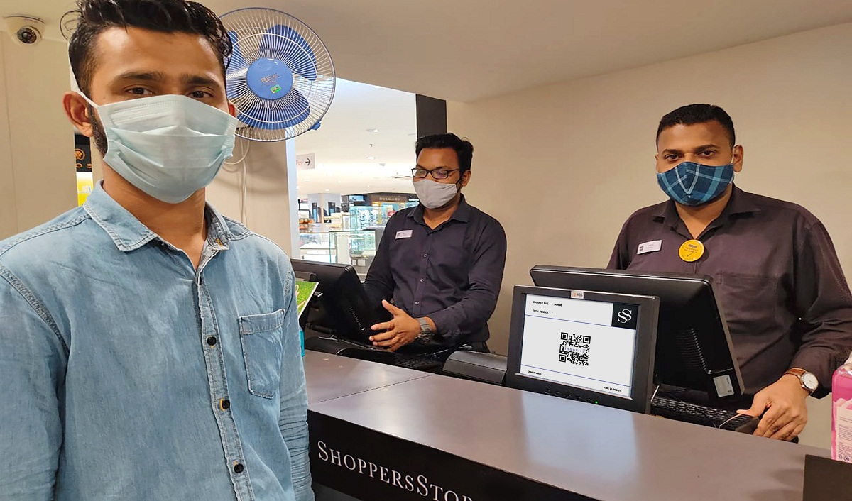 Shoppers Stop Uses Advanced Technology to Enhance Customer Payment Experience