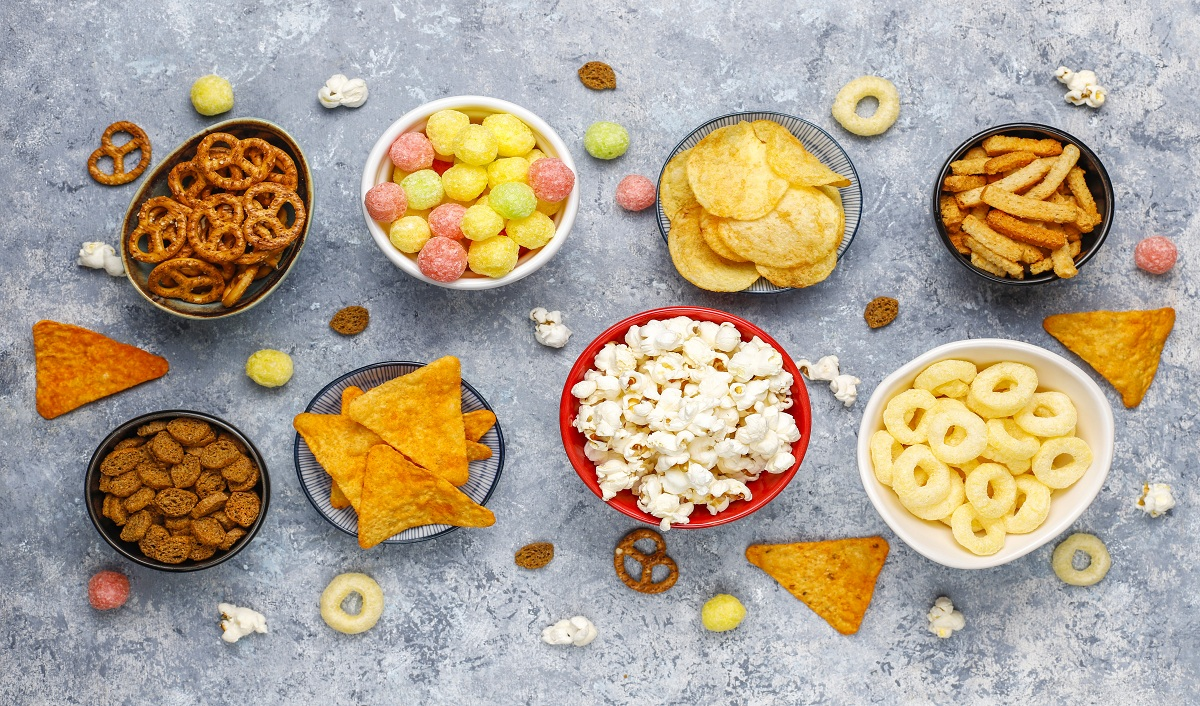 Over 75 pc of Indians Snack to Relieve Stress and Boredom