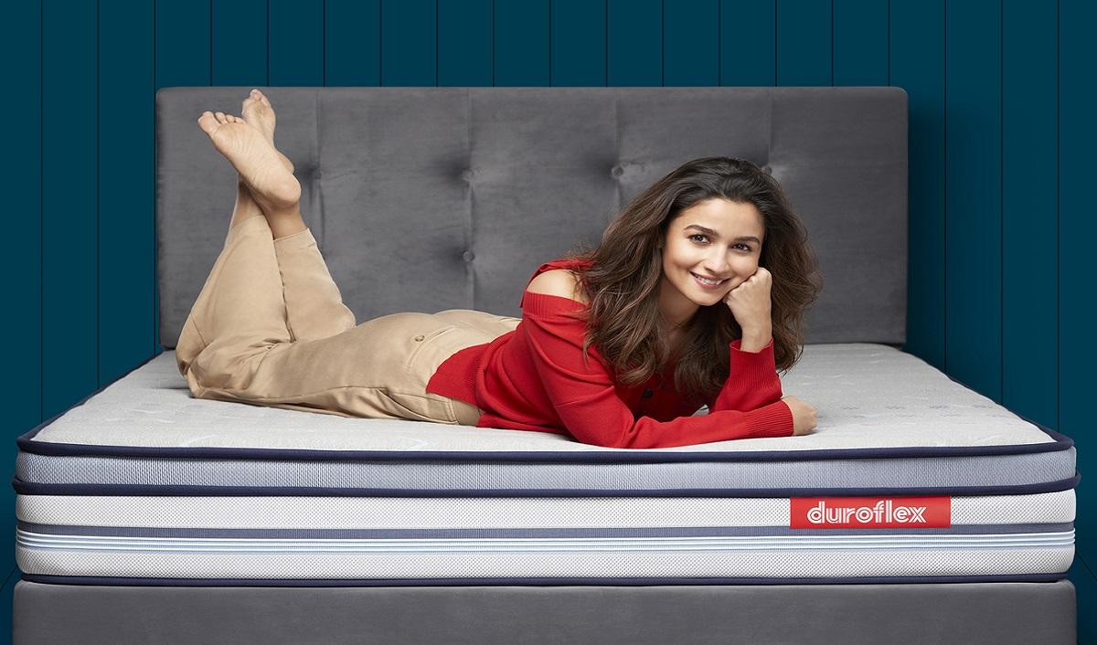 Duroflex Onboards Alia Bhatt as First Brand Ambassador
