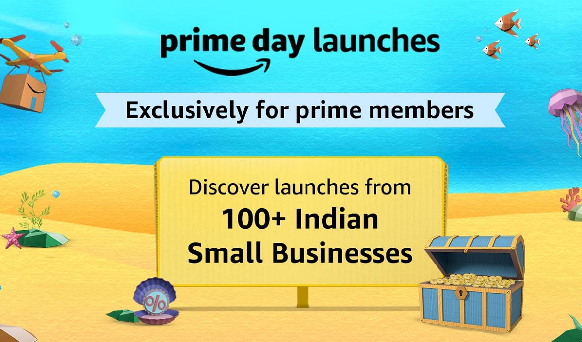 Prime Day 2021 Marked the Most SMBs Selling on Amazon India Ever