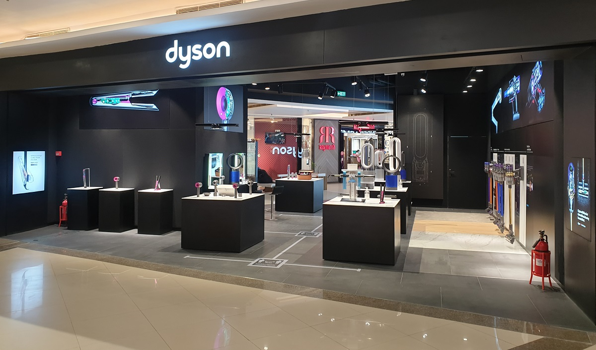 Dyson Announces Aggressive Retail Expansion in India