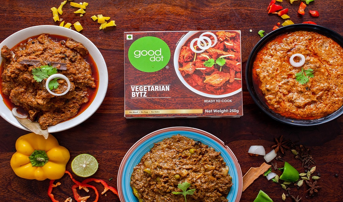 Plant-Based Meat Startup GoodDot to Strengthen Presence in Indian and Global Markets