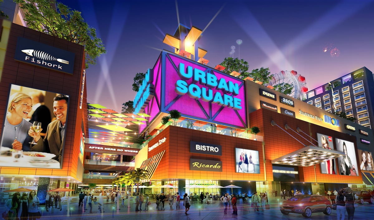 Bhumika Group to Add More F&B and Retail Brands at Urban Square