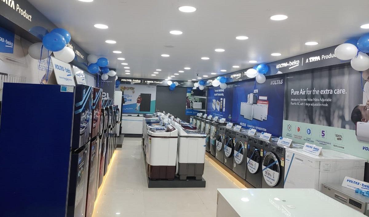 Voltas Opens Sixth Brand Shop in Jharkhand