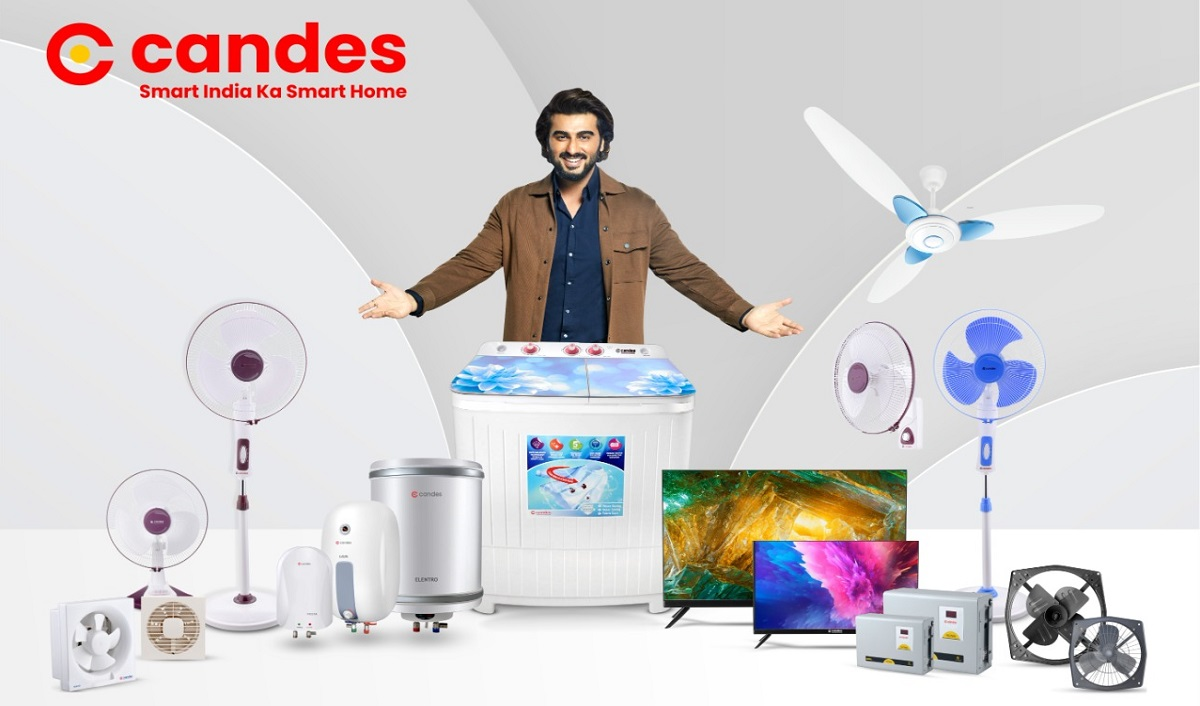 Home Appliance Brand Candes Opens First Flagship Shop in Dehradun