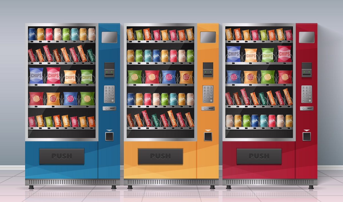 How Vending Machine is Reshaping the Retail and F&B sector
