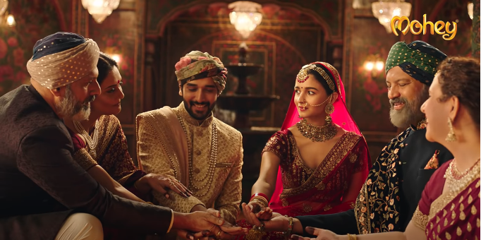 Mohey's New Ad Campaign Redefines Age-Old Traditions with a Shift from Kanyadaan to Kanyamaan