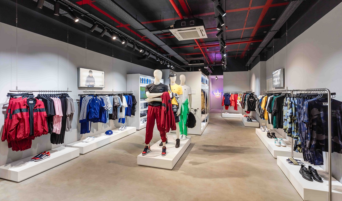 adidas Originals Launches First of a Kind Collection Format Store in Mumbai