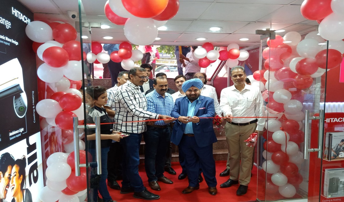 Hitachi Air Conditioning India Expands Physical Presence by Opening 2 New Exclusive Outlets in Delhi